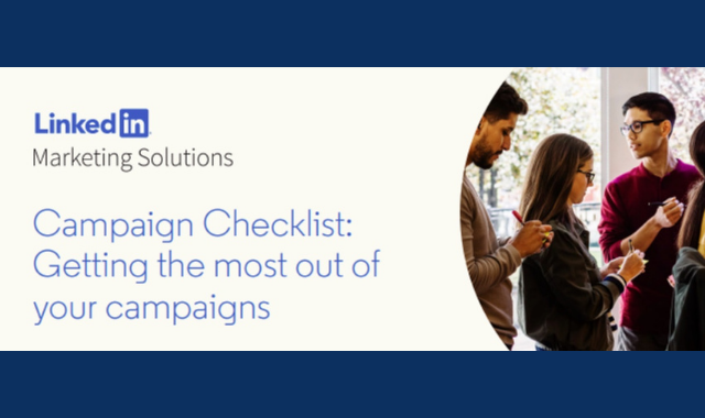 LinkedIn Marketing Checklist for Organisations
