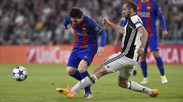 'Juventus Akan Parkir Bus di Camp Nou'