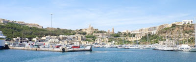 Puerto de Mgarr, Gozo.