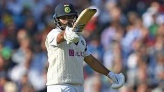 भारत की दूसरी पारी 466 रन पर ऑल आउट हो गई।