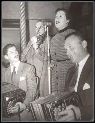Donato Racciatti y Nina Miranda