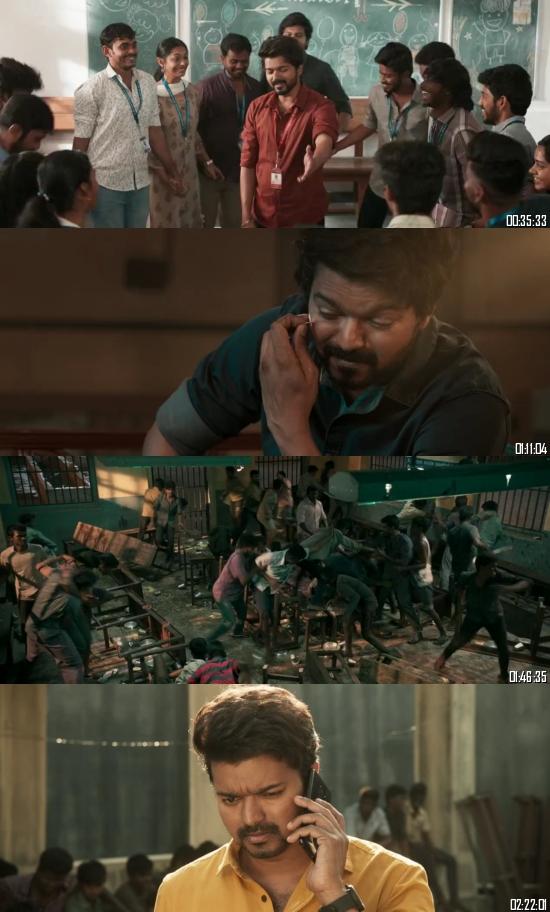 Vijay The Master 2021 Hindi Dubbed 720p 480p Full Movie Download