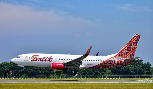 Batik Air Terbang Langsung Jakarta ke Negara Bagian Malaysia