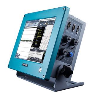 Digital Echo Sounder South SDE 260D | Dual Frequensy