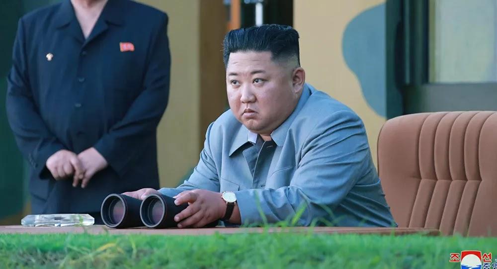 رسالة من إيران إلى زعيم كوريا الشمالية