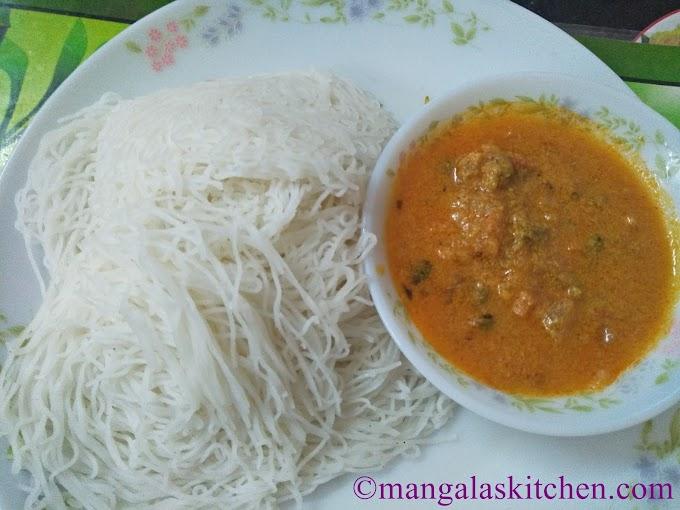 Millet Idiyappam | Barnyard Millet Idiyappam | Kuthiraivali Idiyappam Recipe | Diabetic Diet Recipe