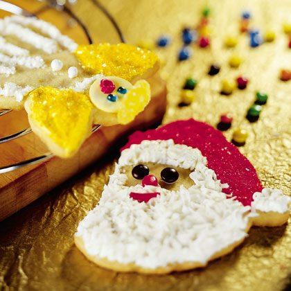 Santas and Heavenly Angels Recipe