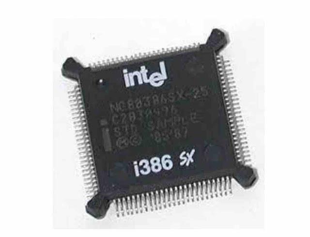 1985: Intel386™ Mikroprosesor