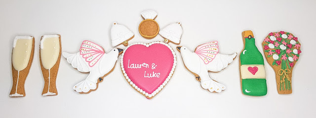 Biscuiteers Engagement Biscuit Tin