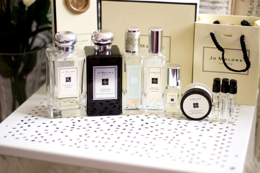 fashstyleliv my jo malone fragrance collection. Black Bedroom Furniture Sets. Home Design Ideas