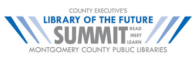 Library of the Future Summit logo