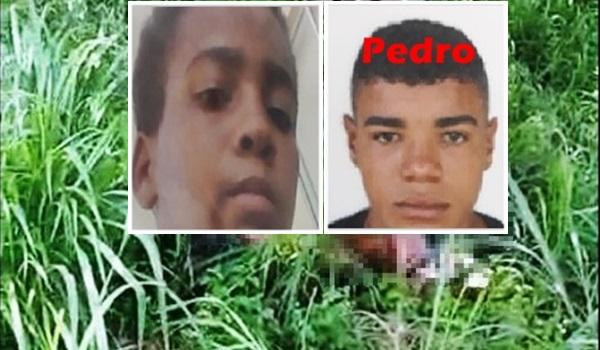 Jovens desaparecidos foram encontrados mortos
