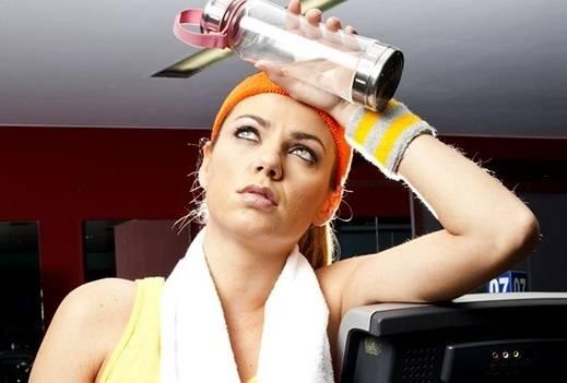 Errores más comunes de la mujer en el gimnasio