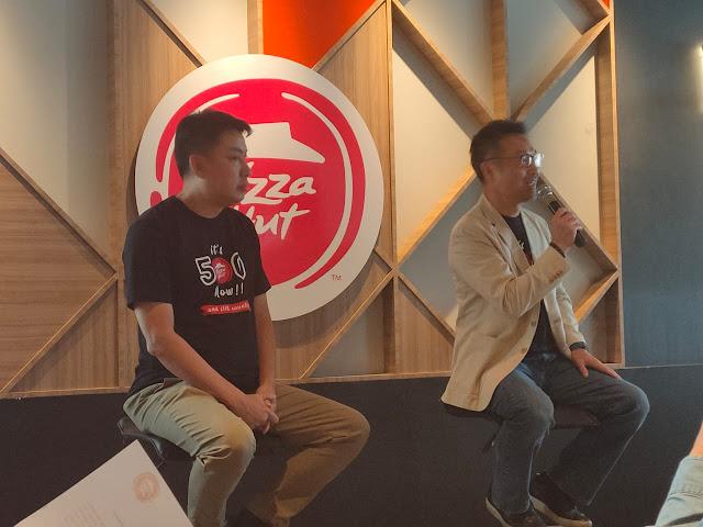 Outlet Ke-500 Pizza Hut Indonesia di Golden City Bekasi