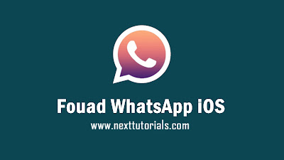 download Fouad WhatsApp iOS v8.52,fouad wa ios v8.52,aplikasi wa mod anti banned terbaik 2020,fouad ios v8.52,tema fouad wa ios keren terbaru 2020