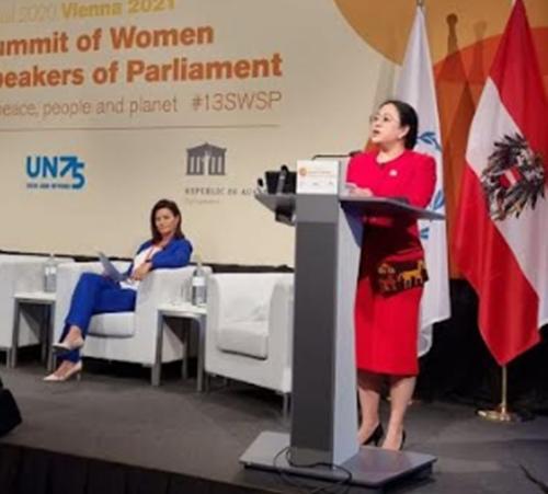Tak Hanya di Wina, Puan Maharani Pernah Tercatat Sebagai Delegasi dalam Pertemuan Internasional