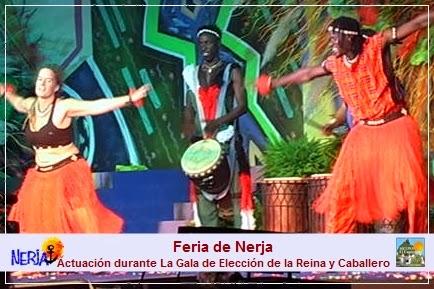 Gran Gala de Elección de la Reina de las Fiestas y Caballero de Nerja