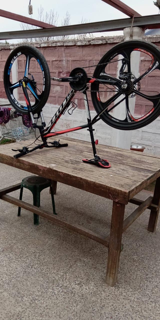 Robo Bicicleta Scott