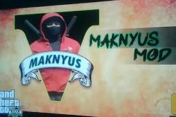 MOD GTA V Maknyus V12.1 PS3 CFW & HEN BLES BLES01807 No Vulgar