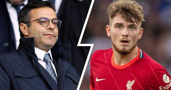 Leeds owner Radrizzani offers apology for Elliott injury
