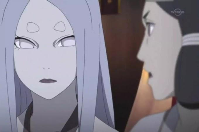 Kisah Cinta Kaguya dan Tenji, Ketika Otsutsuki dan Kaisar Bersatu