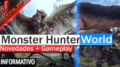 Monster Hunter, Monster Hunter World novedades
