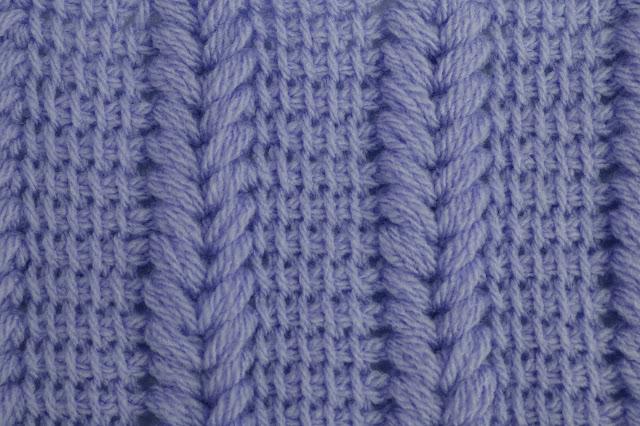 6 -Crochet Imagen Puntada a crochet tunecina por Majovel Crochet