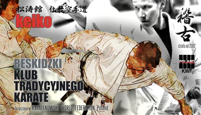 Beskidzki Klub Tradycyjnego Karate -Keiko-