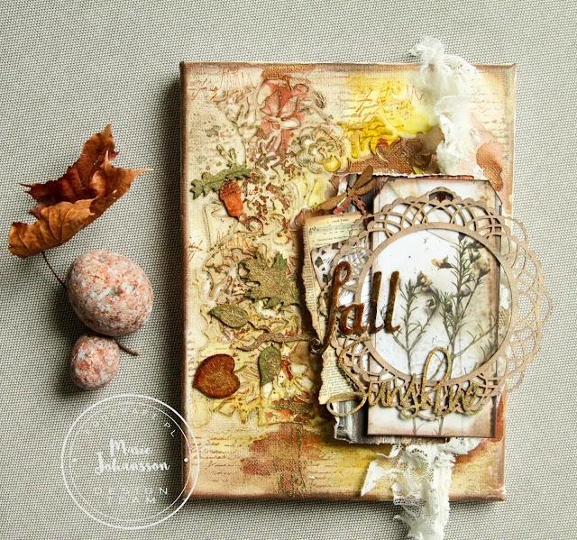 "Canvas ""Fall Sunshine"""