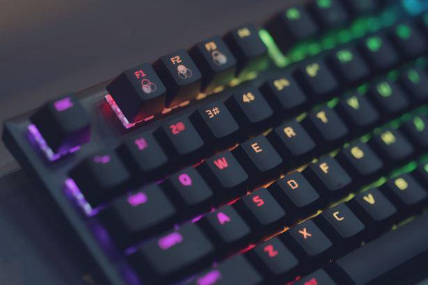 configurar teclado para kitear