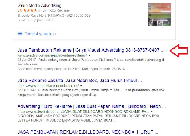 Jasa Supaya Website Berada Di Halaman 1, Jasa Menaikan Website