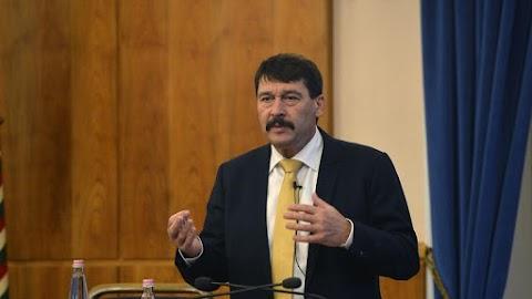 Őt javasolta Áder János a bírósági hivatal elnöki posztjára