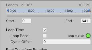 Mixamoで作った3DモデルをUnityに取り込んで動かす手順