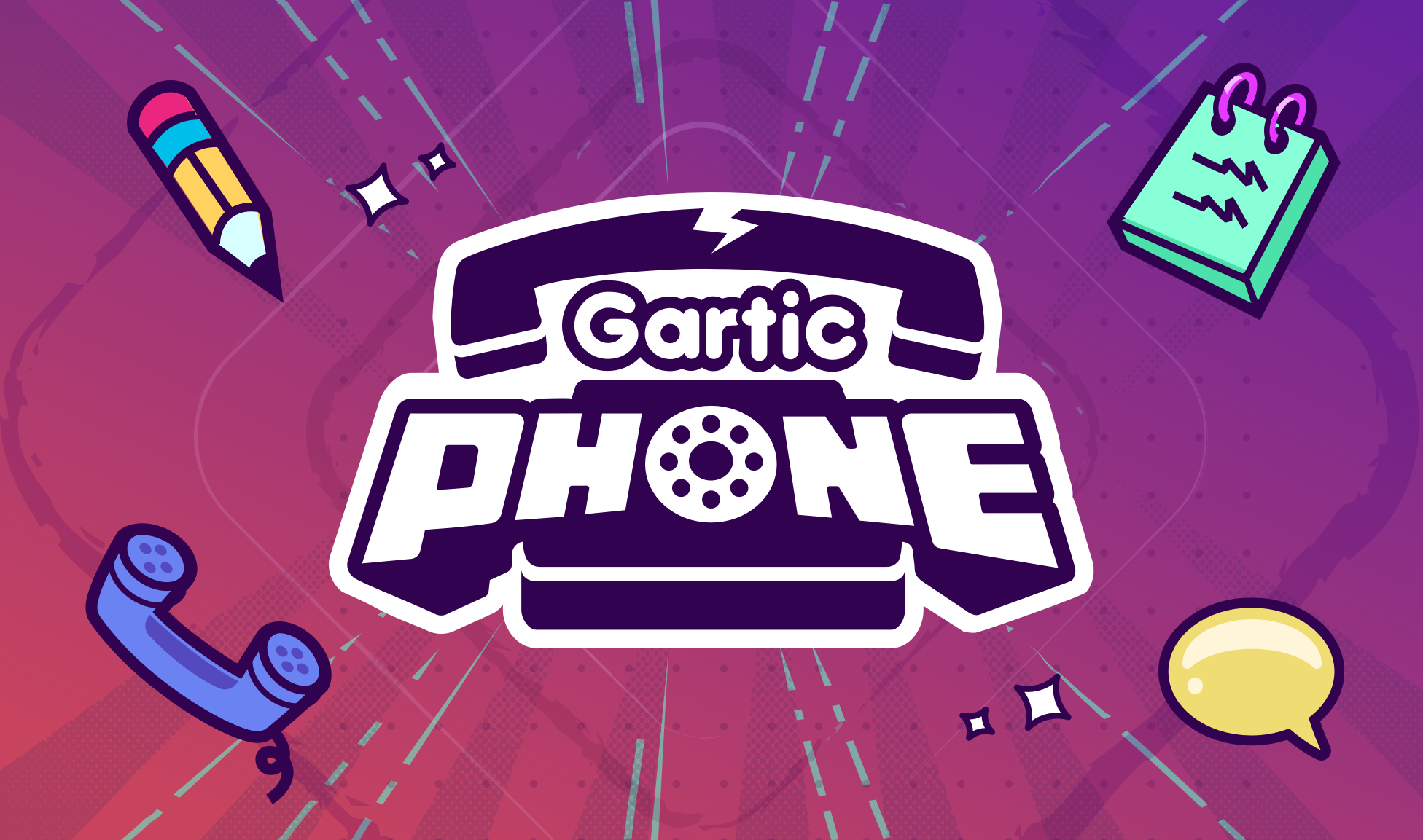 Gartic Phone: how to play the game?