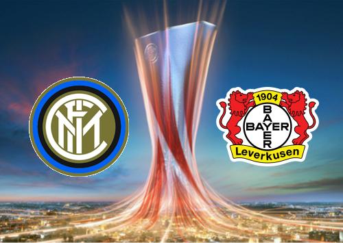 Internazionale vs Bayer Leverkusen -Highlights 10 August 2020