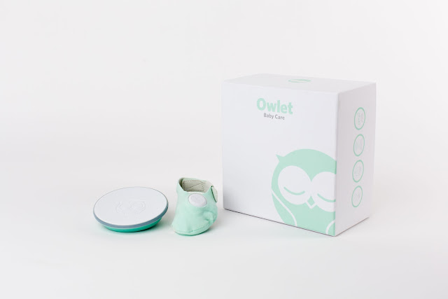 Owlet Baby Care Owlet Baby Monitor