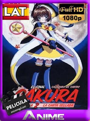 Sakura Cardcaptor Película 2: La carta sellada LatinoHD [1080P] [GoogleDrive] RijoHD