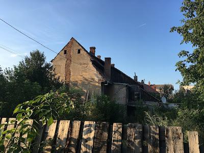 Moara de pe strada Morilor din Sibiu