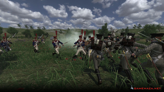 Mount and Blade Warband Napoleonic Wars Gameplay Screenshot 4