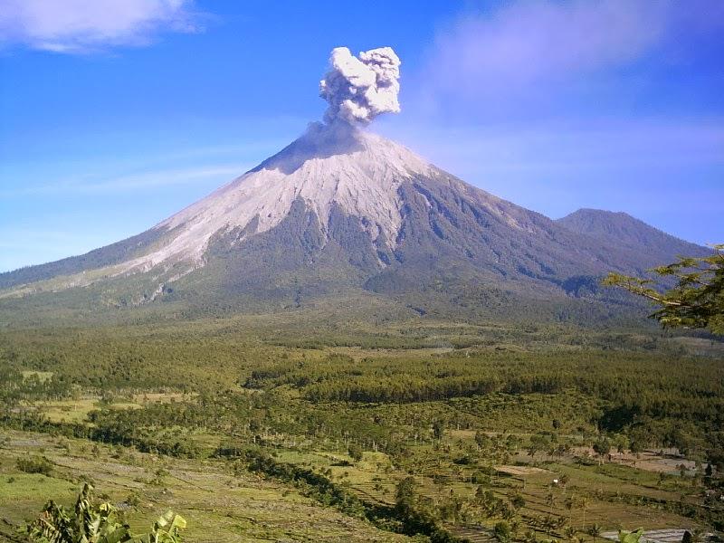 Legenda Sejarah Gunung Semeru Puncak Abadi Para Dewa Kumpulan