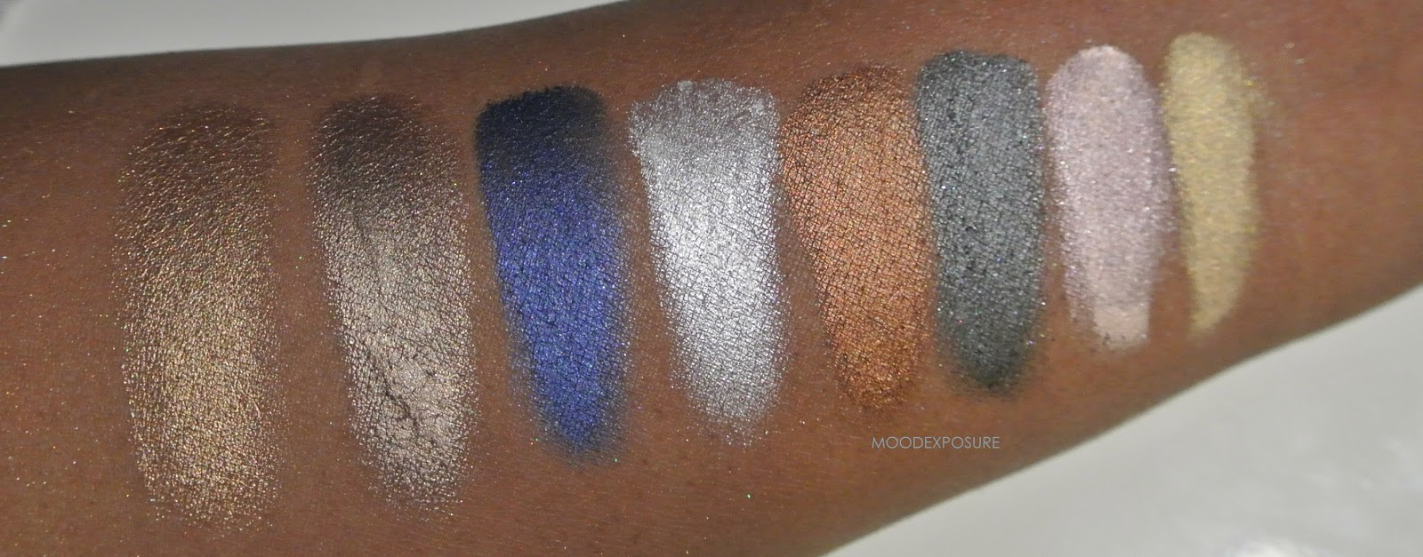 MØØD EXPØSURE: e.l.f. Smudge Pot Swatches and Review
