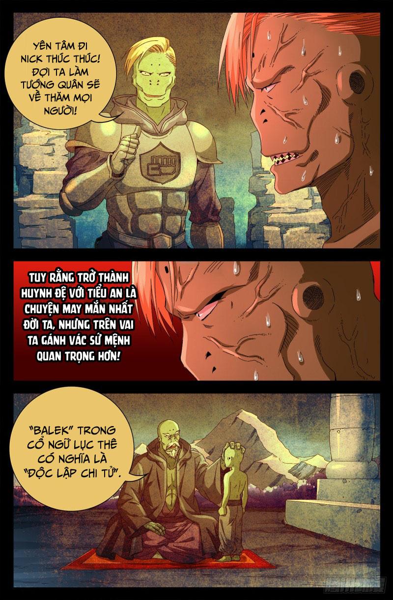 Huyết Ma Nhân chap 694 - Trang 15