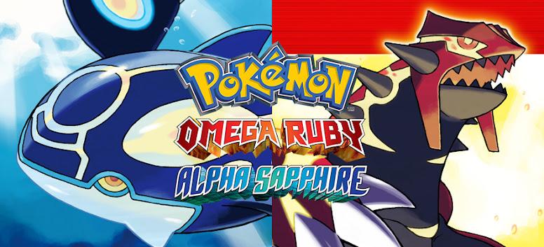 Pokémon OmegaRuby e AlphaSapphire