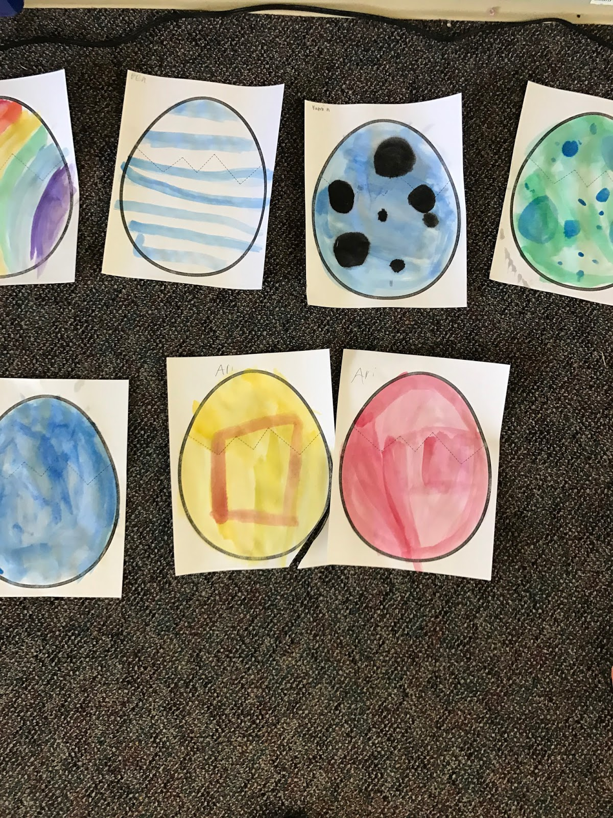 Simply Teaching Ideas An Extraordinary Egg Activities