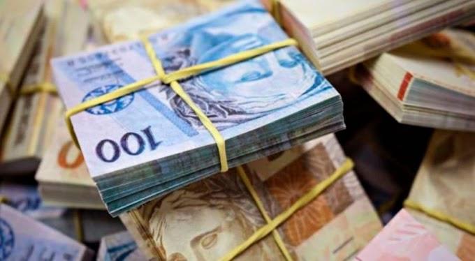 Mais dinheiro: Mais de R$ 811 milhões entraram nos cofres das prefeituras