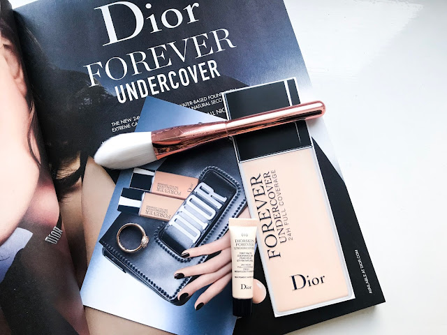 Dior Diorskin Forever Undercover Full Coverage Foundation - 24 hour wear