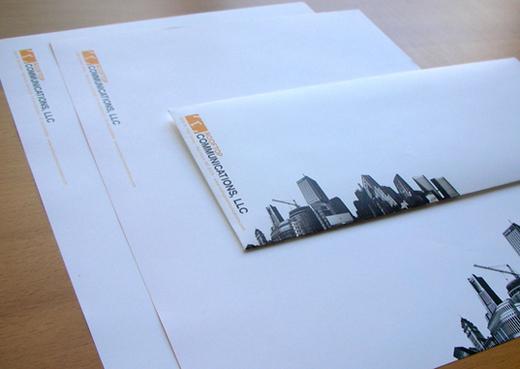 diseño de papeleria basica