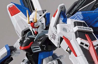 MG 1/100 Full Mechanics Freedom Gundam Ver. GCP Official Images