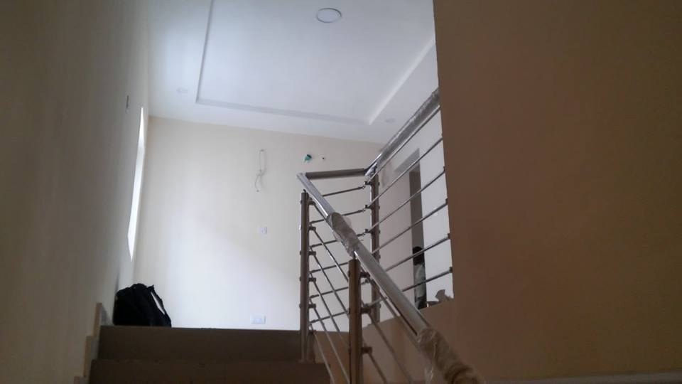 Brand new 4bdrm semi detached  duplexes @ ilupeju for sale