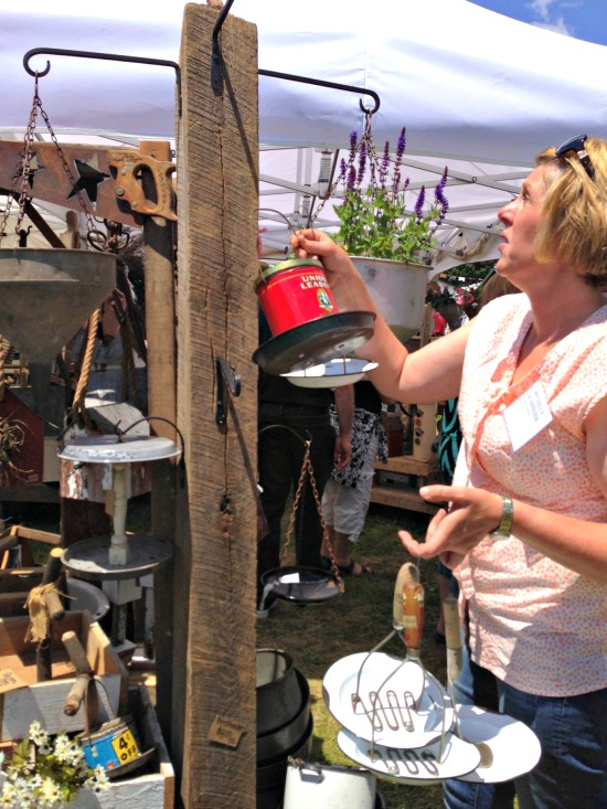 Tons of inspiration at the Country Living Fair